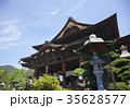 善光寺 寺 寺社仏閣の写真 35628577