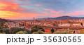 フィレンチェ フィレンツェ パノラマの写真 35630565