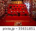 伊豆稲取の雛のつるし飾り 35631851