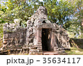 世界遺産アンコール遺跡群 Banteay Kdei カンボジア・シェムリアップ 35634117