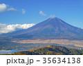 山 富士山 世界文化遺産の写真 35634138