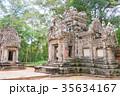 世界遺産アンコール遺跡群 Chau Say Tevoda カンボジア・シェムリアップ 35634167