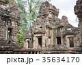 世界遺産アンコール遺跡群 Chau Say Tevoda カンボジア・シェムリアップ 35634170