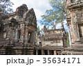 世界遺産アンコール遺跡群 Chau Say Tevoda カンボジア・シェムリアップ 35634171