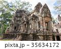 世界遺産アンコール遺跡群 Chau Say Tevoda カンボジア・シェムリアップ 35634172
