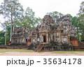 世界遺産アンコール遺跡群 Chau Say Tevoda カンボジア・シェムリアップ 35634178
