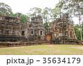 世界遺産アンコール遺跡群 Chau Say Tevoda カンボジア・シェムリアップ 35634179