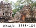 世界遺産アンコール遺跡群 Chau Say Tevoda カンボジア・シェムリアップ 35634184