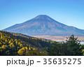 山 富士山 世界文化遺産の写真 35635275