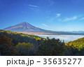 山 富士山 世界文化遺産の写真 35635277