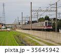 日比谷線 電車 列車の写真 35645942