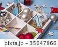 クリスマス BOX ボックスの写真 35647866