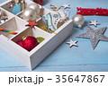 クリスマス BOX ボックスの写真 35647867