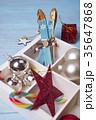 クリスマス BOX ボックスの写真 35647868