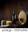 樽 バレル 酒樽の写真 35651606