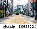江ノ電 江ノ島電鉄 腰越の写真 35658228