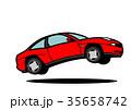 ベクター 自動車 クーペのイラスト 35658742