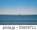 ヨット 海 神奈川の写真 35659711