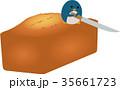 パウンドケーキとペンギン 35661723