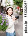 カメラ 女性 35668067