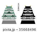 名古屋城 35668496
