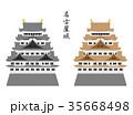 名古屋城 35668498