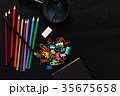 カラフル 多彩 色とりどりの写真 35675658