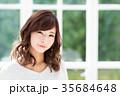 女性 若い 人物の写真 35684648
