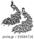 動物 鳥類 鳥のイラスト 35684716