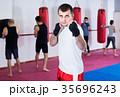 スポーツ スポーツの 格闘の写真 35696243