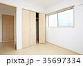 新築住宅 2階 洋室 35697334
