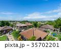 竹富島 風景 観光地の写真 35702201