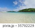 海 リゾート 夏の写真 35702229