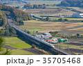 鉄道 新幹線 米原市の写真 35705468