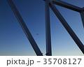 東京ゲートブリッジ 飛行機 ゲートブリッジの写真 35708127