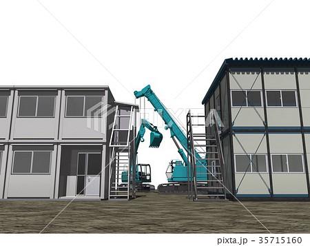 建設、工事イメージ 35715160