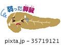 膵臓 医療 キャラクター 35719121