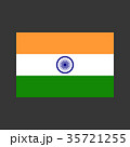 India flag illustration 35721255