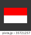 Indonesia flag illustration 35721257