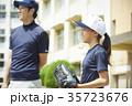 少年野球 練習 女子 ポートレート 35723676