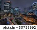 丸の内 東京駅 東京駅舎の写真 35726992