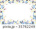 梅 白梅 梅の花のイラスト 35762249