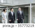 グローバル ビジネスマン ビジネスの写真 35773219