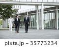 グローバル ビジネスマン ビジネスの写真 35773234