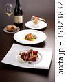 洋食 洋食料理 コース料理の写真 35823832