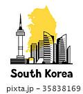 Korea background design. Korean traditional 35838169