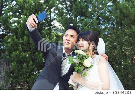 結婚 男女 スマホ 35844233