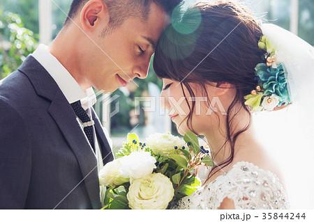 フォトウエディング 結婚 新郎新婦 35844244