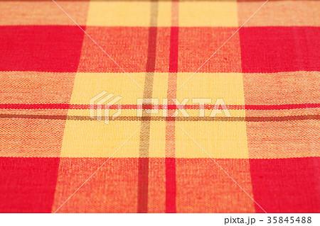 Tablecloth backgroundの写真素材 [35845488] - PIXTA