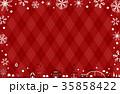 テーマパーク 雪 アーガイル背景 35858422